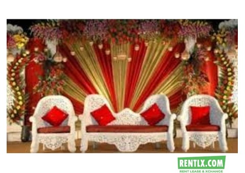 Wedding Light and Decoration for Rent in Mumbai