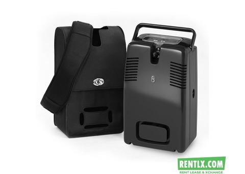 Portable Oxygen Concentrator on rent in Jaipur