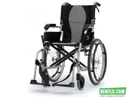 Wheelchairs on hire in jaipur