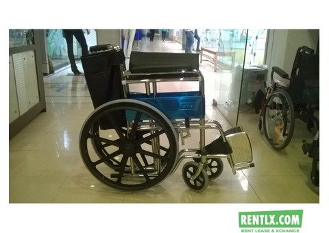 Wheel Chair on Rent in Mumbai