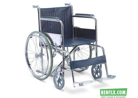Wheel chair on rent in Delhi