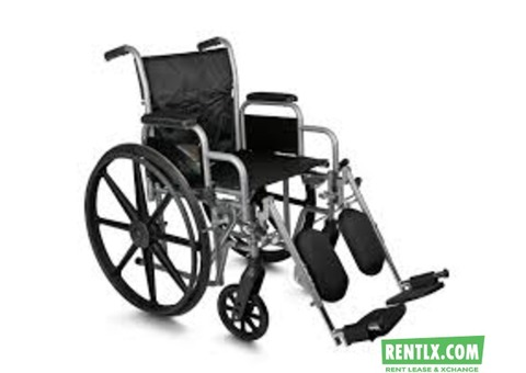 Wheelchair for rent in Bangaloere