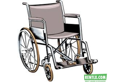 Wheel Chair service in Bangalore