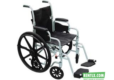 Wheelchair On Rent in Hyderabad