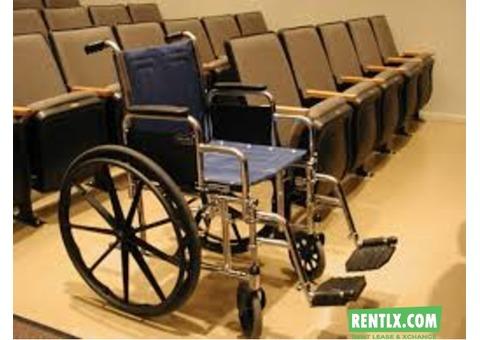 Wheelchair on Rental in Hyderabad