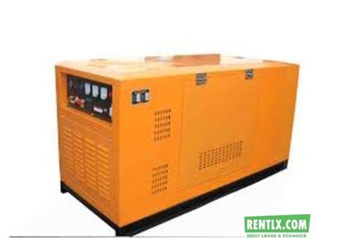 Generater  for rent in Noida