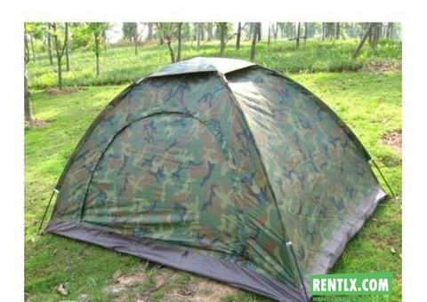 Camping Tents For rent in Bangalore