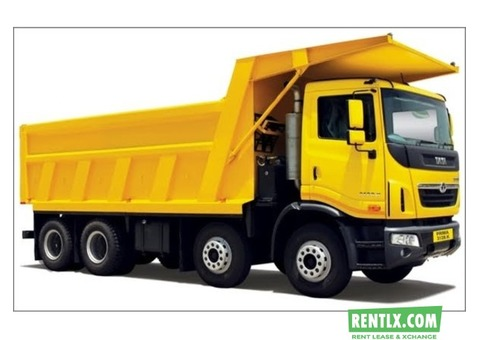Hyva tipper dumper earth For rent Delhi