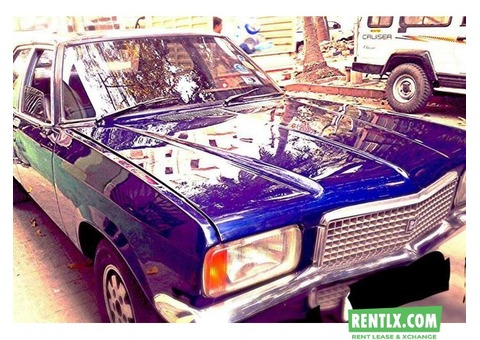 Antique muscle car for rent In Kolkata
