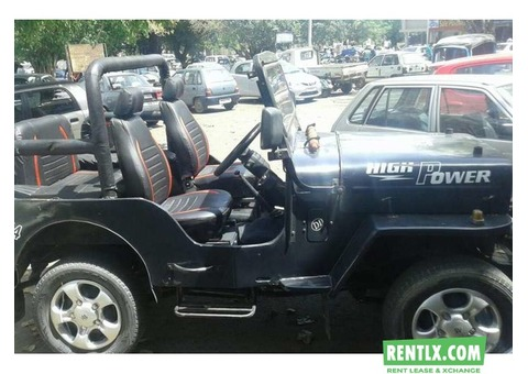 Jeep On Rent in Chandigarh