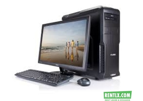 Pc on rent in  New Ashok Nagar, Delhi