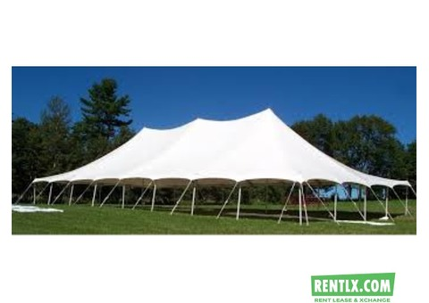 Tent On Rent in Pune