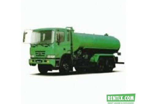 Water Tanker On Rent in Pune