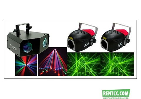 Audio Visual Equipment Rentals Service in Pune