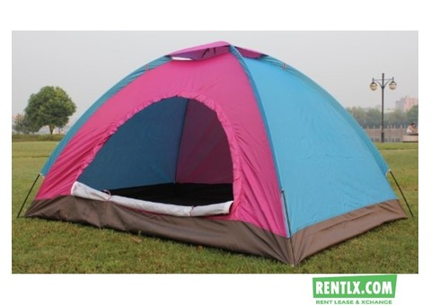 Camping Tent on Hire in Chennai