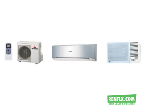 Window AC on Rent in Delhi