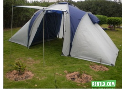 Trekking tents for rent in Hyderabad