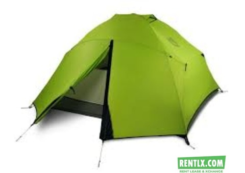 Camping Tent on Rent in Bangalore