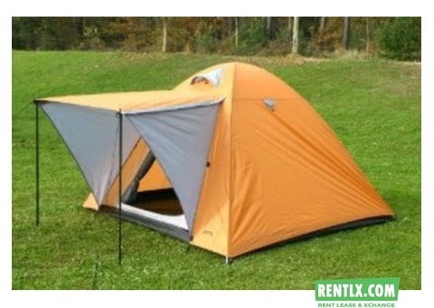 Camping Tent on Rent in Jaipur