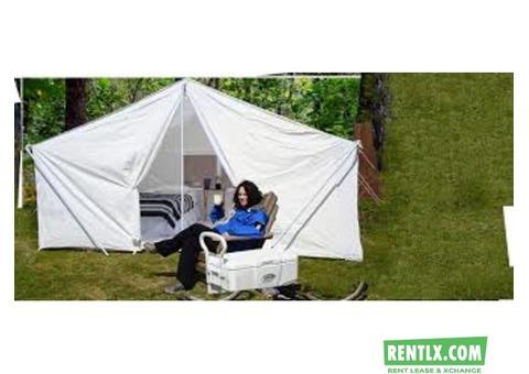 Camping Tent Rentals in Mumbai