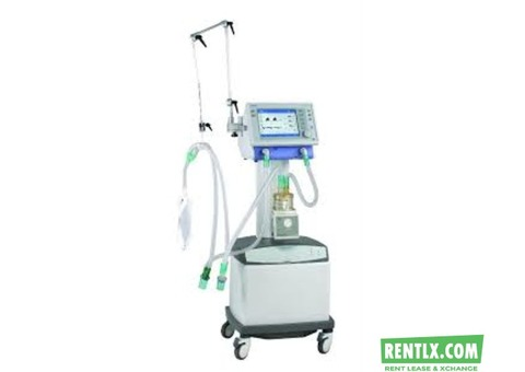 Medical Ventilator on rent in mumbai