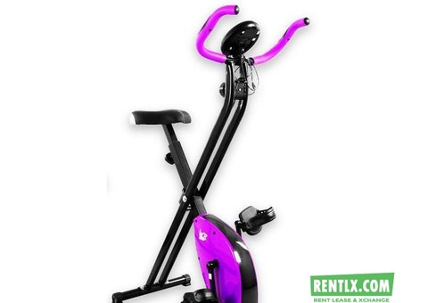 Exercise Cycle on rent in Bangalore