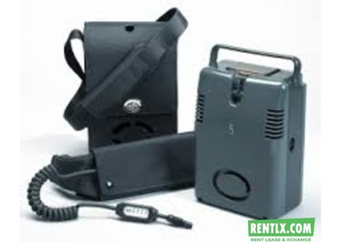 Airsep Oxygen Concentrator on rent in Delhi