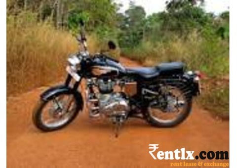 Bullet and other two wheelers on rent in Dehradun