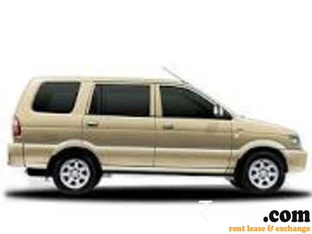 Tavera Car Rent From Indore To Ujjain Rentlx Indias Most