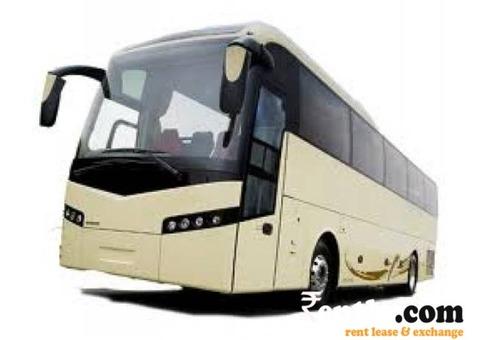 Volvo Bus rent, Volvo Coach Hire