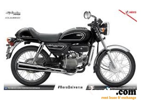 Two wheelers on rent in Goa