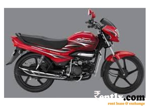 Two wheeler on rent in Pune
