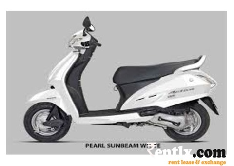 2 Wheeler Available On Rent in Pune