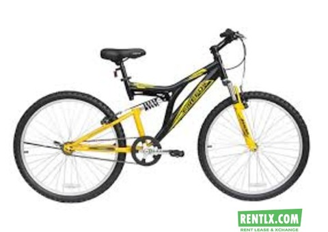 Gear Bicycle on Rent in Hyderabad