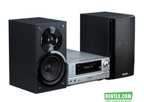 Sound System For Rent in Dombivali