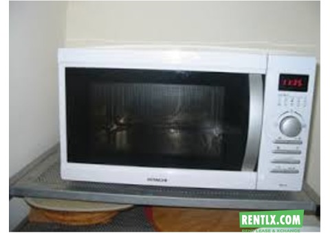 Hitachi Microwave Oven On hire in  Kalevadi, Pimpri Chinchwad