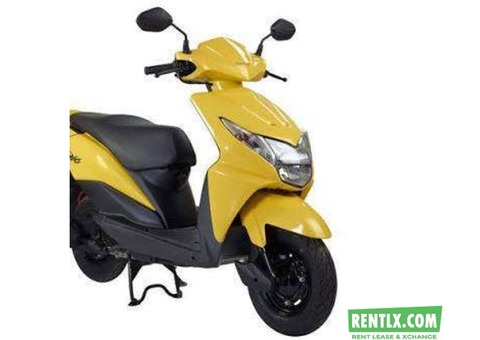 Scooters for rent in Karaikal
