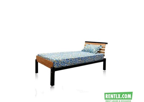 DoubleBed cot on rent in Bangalore
