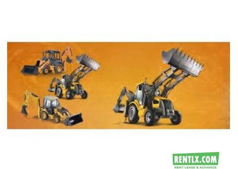 Construction & Agricultural Vehicles on Rent in Mumbai