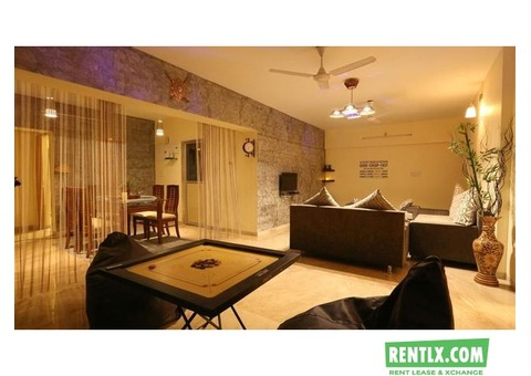 Service Apartment on rent in Bangalore