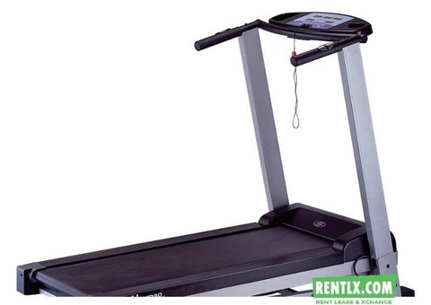 Treadmill On hire in Gurgaon