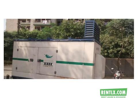 Generator set on Rent in Noida