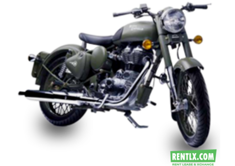 Motorcycle for Rent in Delhi