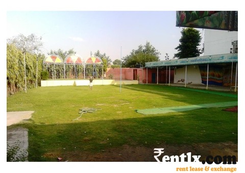 Marriage garden on rent in Jaipur