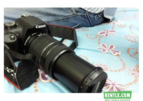 Camera For Rent in Rent Canon 1200D