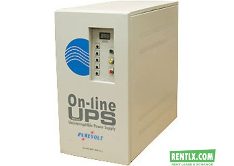 Online UPS on rent in Delhi