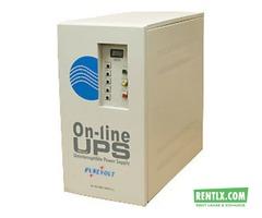 Online UPS on rent in Delhi