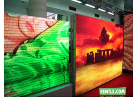Led Video Wall on rent in  Mumbai