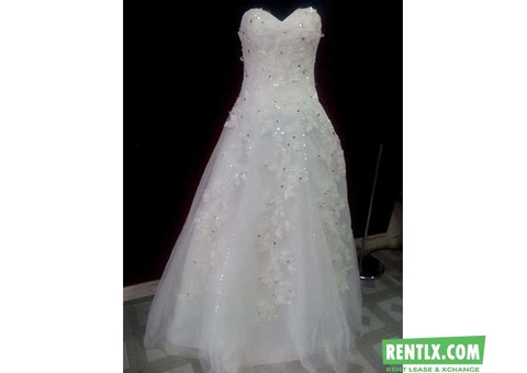 Wedding Dress Rent in Cochin