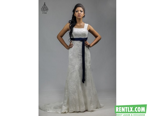 Wedding gowns on Hire in Kochi Kochi ✭ Rentlx.com - India\'s Most ...